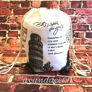 Leaning Tower of Pisa Backpack
